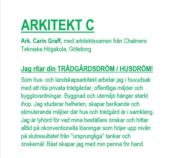 ARKITEKT C